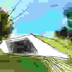 Boceto Fachada Principal de sanzpont [arquitectura] Moderno