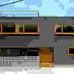 Scandinavian style houses by group-scoop architectural design studio Scandinavian