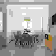 Scandinavian style kitchen by Оксана Мухина Scandinavian