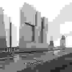 De Rotterdam Industriële hotels van Hunter Douglas Industrieel