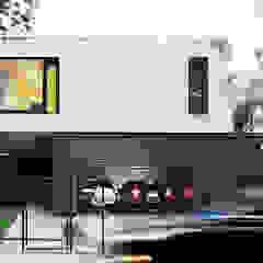 M - house Nowoczesne domy od zwA Architekci Nowoczesny
