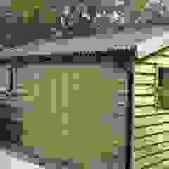 Feather edge wooden garage توسط Regency Timber Buildings LTD شمال امریکا