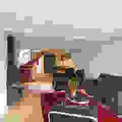 Livings de estilo moderno de BALD architecture Moderno