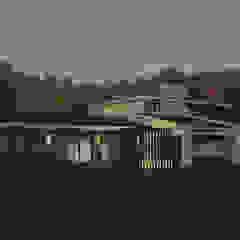 Minimalist house by Дизайн - студия Пейковых Minimalist