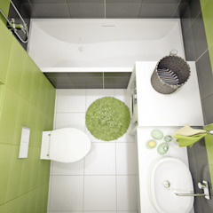 mysoul Minimalist style bathrooms