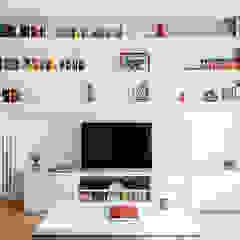 zero6studio San Giovanni Soggiorno minimalista di Paolo Fusco Photo Minimalista