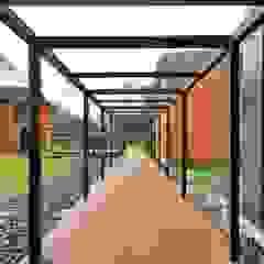 Exterior KAWA Design Group Casas estilo moderno: ideas, arquitectura e imágenes