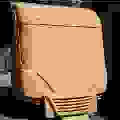 Industrialne jachty i motorówki od AID Architektur-und Industriedesign Industrialny