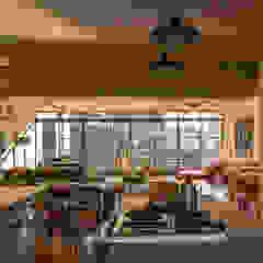 Salon moderne par Ruta arquitetura e urbanismo Moderne