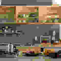 Cuisine moderne par Ruta arquitetura e urbanismo Moderne