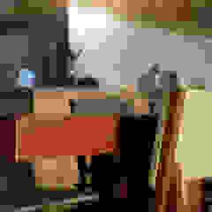 Salle à manger moderne par Ruta arquitetura e urbanismo Moderne