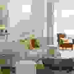 Living Room Salon moderne par Space Alchemy Ltd Moderne