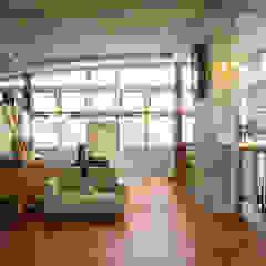 아시아스타일 미디어 룸 by Atelier Nero 한옥