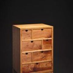 Mini Cabinet. Duncan Meerding BedroomWardrobes & closets