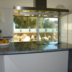 Cuisine moderne par shfa Moderne