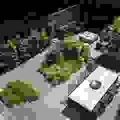 Moderne tuin in centrum Amsterdam Moderne tuinen van Biesot Modern