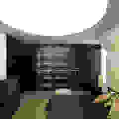 RRJ Arquitectos Спальня