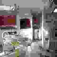 Flávia Brandão - arquitetura, interiores e obras Natural Fibre Yellow
