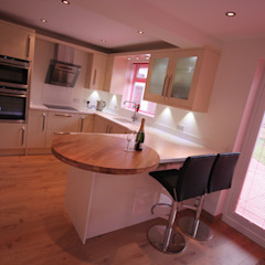After Shot - Thomas Kitchen Project, Cardiff Shaun Davies Home Solutions