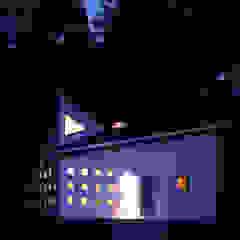 Maisons modernes par 加藤將己/将建築設計事務所 Moderne