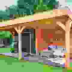 Douglas hout Scandinavische tuinen van NuBuiten.nl Scandinavisch