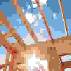 Douglas hout Scandinavische balkons, veranda's en terrassen van NuBuiten.nl Scandinavisch