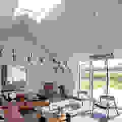 Villa G من C.F. Møller Architects إسكندينافي خشب Wood effect