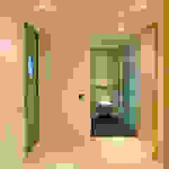 Jago House Cocinas de estilo moderno de The Manser Practice Architects + Designers Moderno
