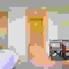 Jago House Dormitorios de estilo moderno de The Manser Practice Architects + Designers Moderno