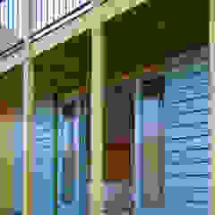 Jago House Casas de estilo moderno de The Manser Practice Architects + Designers Moderno
