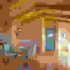Jago House Comedores de estilo moderno de The Manser Practice Architects + Designers Moderno