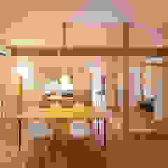 FAD建築事務所 Modern dining room