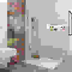 Kolekcje Ceramiki Paradyż Eklektyczna łazienka od Ceramika Paradyż Eklektyczny