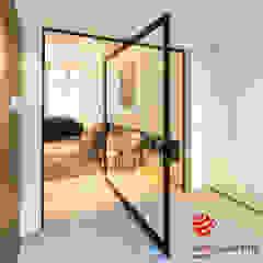 Moderne taatsdeuren op maat van Anyway Doors Modern