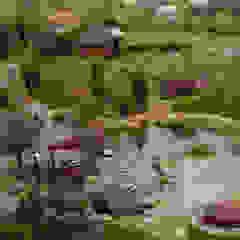 Własna wyspa w ogrodzie Klasyczny ogród od Centrum ogrodnicze Ogrody ResGal Klasyczny