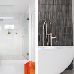 Modern Bathroom by Catlin stothers Interior Modern