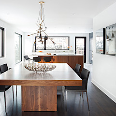 Modern Dining Room by Catlin stothers Interior Modern