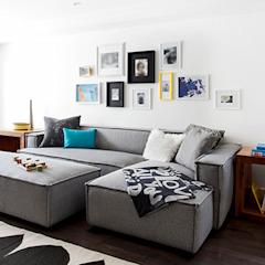 Modern Living Room by Catlin stothers Interior Modern