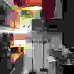Cocinas de estilo moderno de Ésse Arquitetura e Interiores Moderno