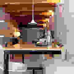 Loft Amsterdam Minimalistische eetkamers van De Ontwerpdivisie Minimalistisch