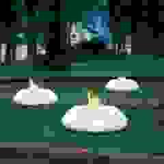 Bubble Commerce Bio Fire Urban Icon Garden Fire pits & barbecues
