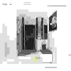 Мозжерина Марина Modern Corridor, Hallway and Staircase