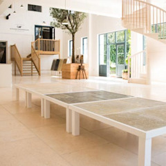 Cotes Mill by Floors of Stone Ltd Rustic
