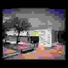 Grupo Risco Arquitectos Asociados S. de R.L. de C.V. Minimalist house
