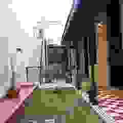 Reciclaje en Colegiales Jardines eclécticos de Parrado Arquitectura Ecléctico