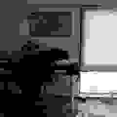 Oficinas y bibliotecas de estilo moderno de GUTMAN+LEHRER ARQUITECTAS Moderno