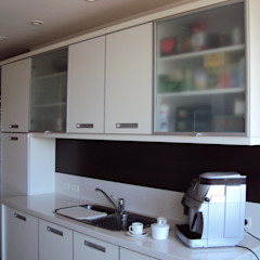 Cocinas de estilo moderno de GUTMAN+LEHRER ARQUITECTAS Moderno