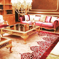Classical Style My Home Halı Commercial Spaces