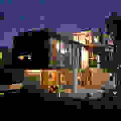 casa DAU-Z Casas modernas de em-estudio Moderno