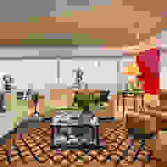 Ruang Keluarga Klasik Oleh Bruno Sgrillo Arquitetura Klasik